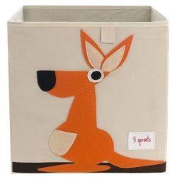 Pudełko na zabawki - kangur - produkt z kategorii- Pojemniki na zabawki
