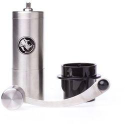 Rhinowares Hand Coffee Grinder - Młynek ręczny z adapterem do Aeropress z kategorii młynki ręczne