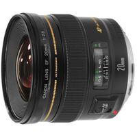 Canon 20 mm f/2.8 EF USM - Cashback 260 zł przy zakupie z aparatem!