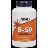 Witaminy B-50 B50 - 250 tabletek