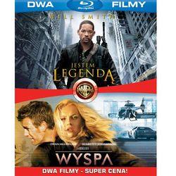 Film GALAPAGOS Jestem Legendą / Wyspa (2 Blu-Ray), kup u jednego z partnerów