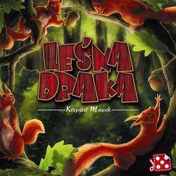 Phalanx Games, Leśna Draka, gra towarzyska, towar z kategorii: Gry planszowe