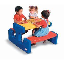 stolik piknikowy marki Little tikes
