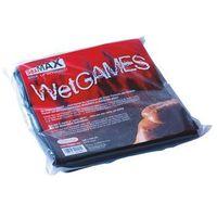 JoyDivision SexMAX WetGAMES 180 x 220 cm (czarne), 5205401