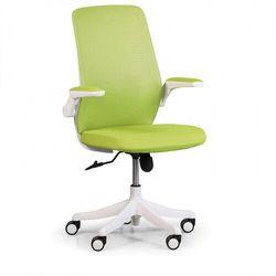 B2b partner Krzesło biurowe z siatkowanym oparciem butterfly, zielona