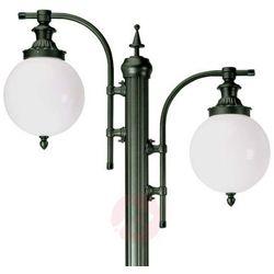 Atrakcyjna latarnia madeira 2-pkt., ciemnozielona marki K. s. verlichting
