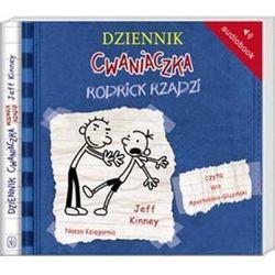 Dziennik cwaniaczka 2. Rodrick rządzi - książka audio na CD (format mp3) (ISBN 9788310120489)