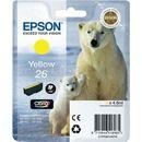 tusz t2614 yellow 4.5ml do xp-600/700/800 marki Epson