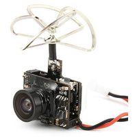 Kamera TX03 z VTX (5.8GHz, 72CH, 0/25mW/50mW/200mW, NTSC, 600TVL, 120FOV, 2.5-5.5V)