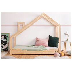 Producent: elior Drewniane łóżko dziecięce domek lumo 5x - 23 rozmiary