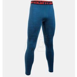Spodnie kompresyjne Under Armour ColdGear® Armour Twist Compression Leggings M 1280800-480