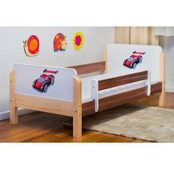 Łóżko dziecięce drewniane Kocot-Meble AUTO WYŚCIGOWE Kolory Negocjuj Cenę