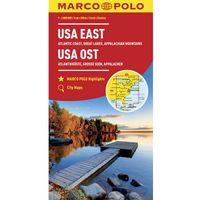 USA Wschód Appalachy Wybrzeże Atlantyckie -