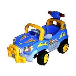 Samochód police blue od producenta Arti