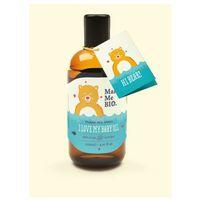 Make Me Bio - Olejek do pielęgnacji skóry niemowląt i dzieci I LOVE MY BABY OIL (5903111374051)