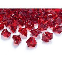 Ap Kryształowy lód czerwone wino - 2,5 x 2,1 cm - 50 szt. (5901157431080)