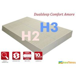 Hevea Materac dualsleep  comfort amore 200x140