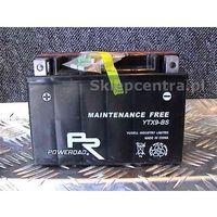 Akumulator motocyklowy Poweroad YTX9-BS 8Ah 120A
