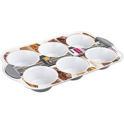 Lamart CERA forma na 6 muffinek 28,5 x 17,6 cm, - produkt z kategorii- Formy do pieczenia