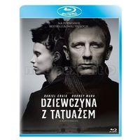 Dziewczyna z tatuażem The Girl with the Dragon Tattoo