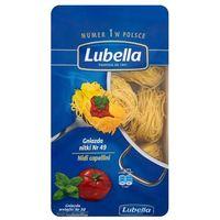 Lubella Makaron gniazda nitki  nidi capellini 400 g (5900049003497)