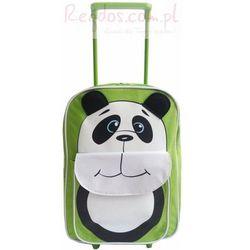 Pb01t walizka na kółkach dla dzieci panda ostatnia sztuka wyprodukowany przez Torebkihurt