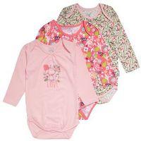 Gelati Kidswear A WOODLAND 3 PACK Body rose/multicolor, 16290001