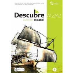 Draco Descubre a1.2/a2 podręcznik wieloletni z płytą cd