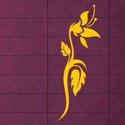 Szablon malarski kwiaty 0993 marki Wally - piękno dekoracji