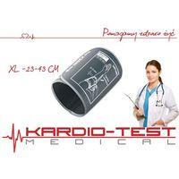 Hi-tech medical kardio-test Mankiet do ciśnieniomierzy elektrycznych duży 33-43 cm