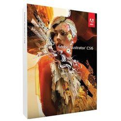 Adobe Illustrator CS6 ENG Win/Mac - CLP1 dla instytucji EDU (oprogramowanie)