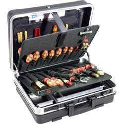 Walizka narzędziowa bez wyposażenia, uniwersalna B & W International 120.02/P (SxWxG) 495 x 415 x 195 mm, 120.02/P