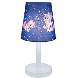 MON PETIT PONEY - Lampka nocna Biały/Niebieski Wys.30cm, 4717W 12v