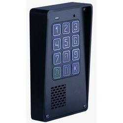 Cyfrowy domofon jednorodzinny z szyfratorem kec-1p gd36 nt mini /kaseta zewnętrzna/ marki Radbit