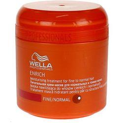 Wella Enrich Moisturising - maska nawilżająca do włosów cienkich 150ml z kategorii Odżywianie włosów