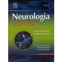 Neurologia Merritta Tom 3 - Wysyłka od 3,99 - porównuj ceny z wysyłką (9788376095271)