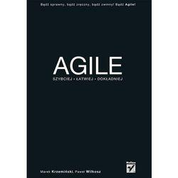 Agile. Szybciej, łatwiej, dokładniej, książka z kategorii Informatyka