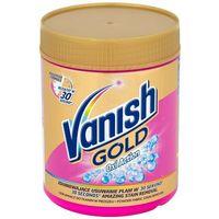 Zestaw 3x VANISH 470g Gold Odplamiacz do tkanin w proszku