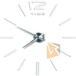 Esperanza Zegar naścienny San Marino Biały (EHC007W) Darmowy odbiór w 21 miastach!, kolor biały