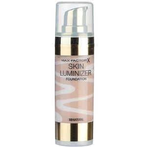 skin luminizer podkład rozjaśniający odcień 50 natural 30 ml marki Max factor