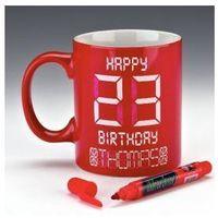 Cyfrowy kubek na urodziny