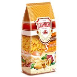 Makaron Czaniecki Muszelka 250 g (5901841000035)