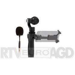 DJI OSMO X3 + mikrofon (part44) - produkt w magazynie - szybka wysyłka!, kup u jednego z partnerów