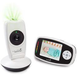 Summer Infant, Video Baby Glow, cyfrowa niania elektroniczna, kup u jednego z partnerów