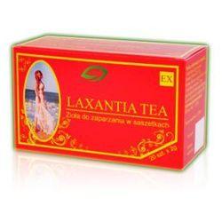 LAXANTIA Tea 2 fix x 20 torebek, produkt z kategorii- Pozostałe środki na odchudzanie