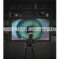 Amused To Death (Reedycja) (CD+Blu-ray) - Roger Waters