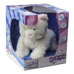 Kotek Snowy, zabawka interaktywna