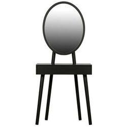toaletka vanity czarna 373752-z marki Woood