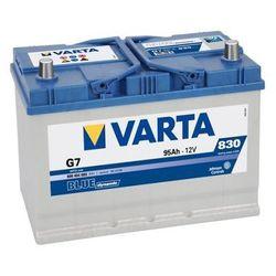 Akumulator 95Ah 830A P+ Varta Blue G7 Japan