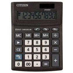 Citizen Kalkulator biurowy cmb1001-bk business line, 10-cyfrowy, 137x102mm, czarny